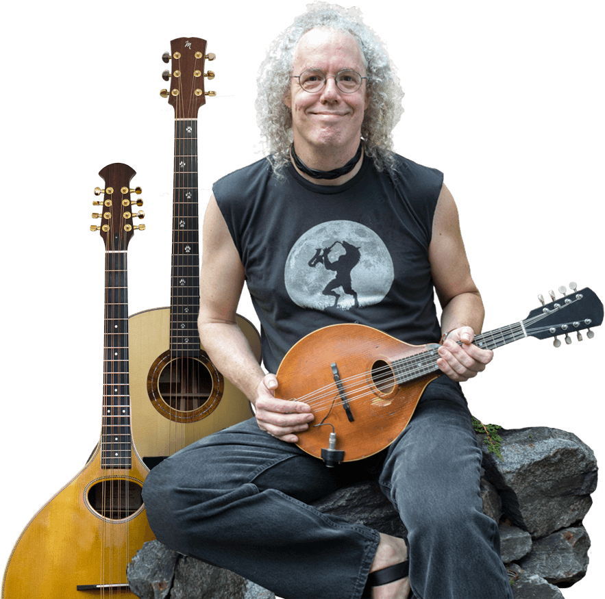 Robin Bullock - Celtic Guitar God